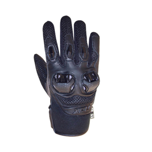 GANTS PRINTEMPS:ETE ADX CHICAGO NOIR(HOMOLOGUE EN 13594-2015)